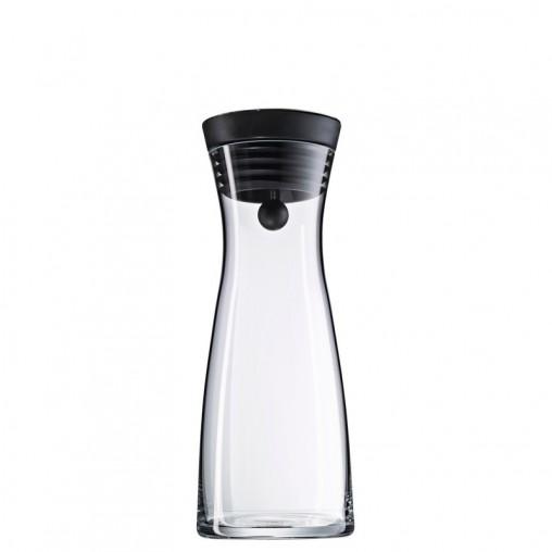 Water decanter 0.75 L black Basic