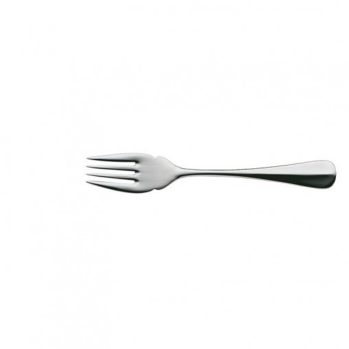 Fish fork Baguette silverplated