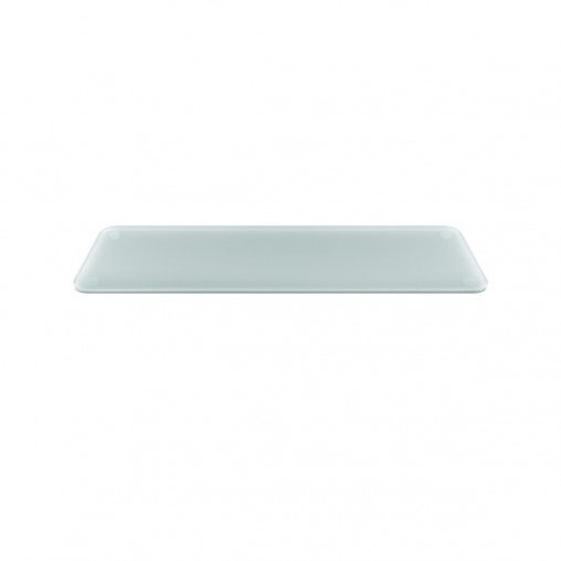 Plate GN 2/4 - satin glass, WMF Quadro