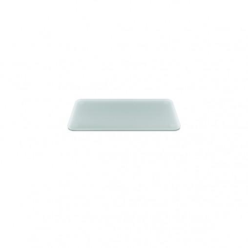 Plate GN 1/3 - satin glass, WMF Quadro