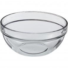 Glass bowl, 20 cm Neutral