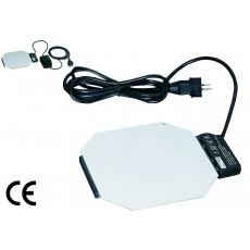 Heating element 230 V / 550 W heat adjustable Neutral
