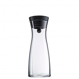 Water decanter 0.75 L black Basic