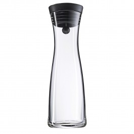 Water decanter 1.0L black Basic