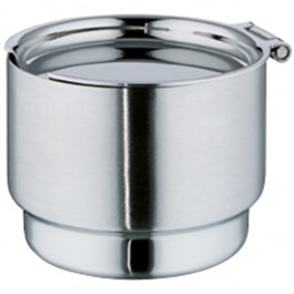 Sugar basin, with cover Pure