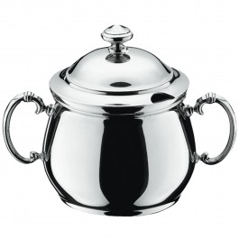 Sugar basin, with cover 0,15L Classic