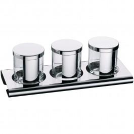 Buffet set, glass Neutral