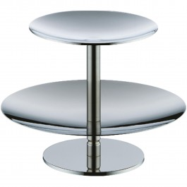 Pastry stand, 2 parts Pure