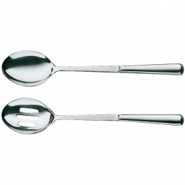 Chafing dish spoon Neutral stainless 18/10