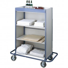 Room-Service-Trolley medium blue/light grey, small Standard