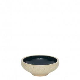 Dip Bowl round LAGOON bicolor dark Ø 8.5 cm