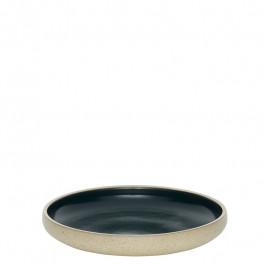 Bowl round LAGOON bicolor dark Ø 16 cm