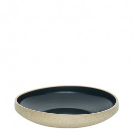 Bowl coup LAGOON bicolor dark Ø 21 cm
