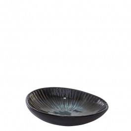 Dip Bowl oval DEEP OCEAN green 12x8.7 cm
