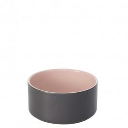 Bowl round GEO rose Ø 14 cm