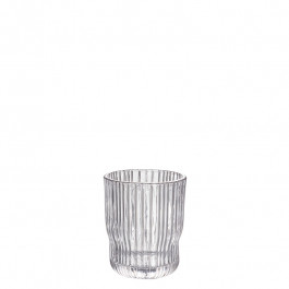 Glass clear h 9,6 cm