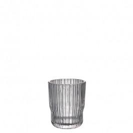 Glass smoke h 9,6 cm
