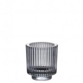 Glass smoke h 8,5 cm