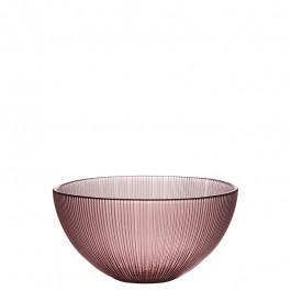 Glass Bowl rose h 7,5 cm
