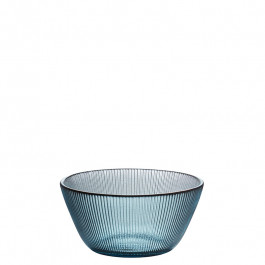 Glass Bowlbluegreen h 5 cm