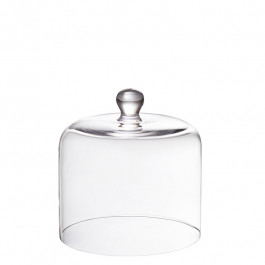 Cloche Glass Ø 14x15 cm
