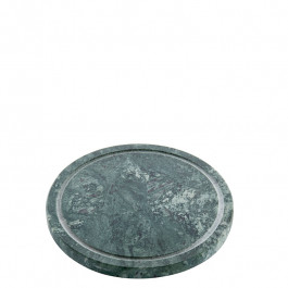 Plate S marble green Ø15 cm