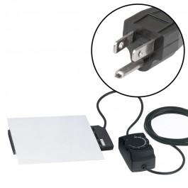 Heating element 120 V / 700 W heat adjustable Neutral