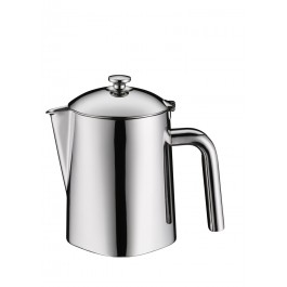 Tea pot double-walled 0.6 l