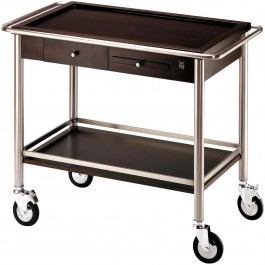 Serving trolley square - basic model Pure