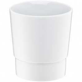 Porcelain cup M high (unit 6 pcs.) CultureCup