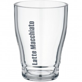 Glass L printed (unit 6 pcs.) CoffeeCulture