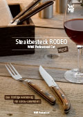 WMF Steakbesteck/Steak cutlery RODEO